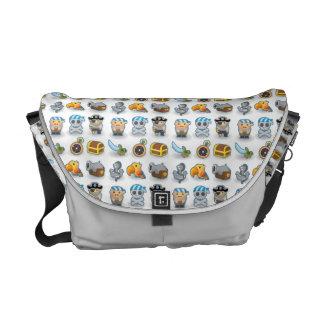 Pirates Messenger Bags