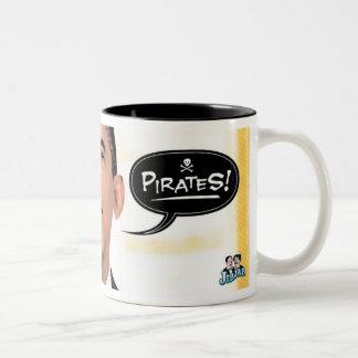 Pirates - Mug