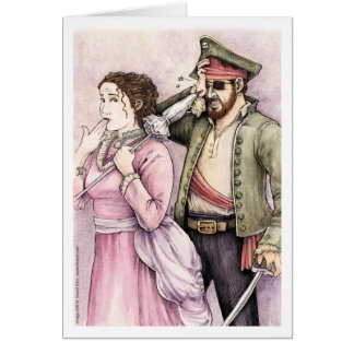 Pirates of Penzance card