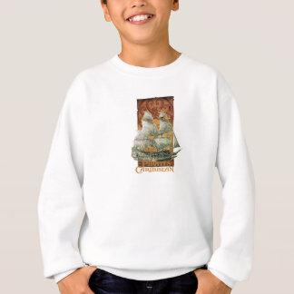 Pirates of the Caribbean Poster Art Disney Sweatshirt