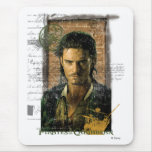Pirates Of The Caribbean Will Turner Photo Disney Mouse Pads