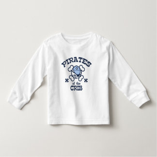 Pirates of the Crib Tshirts