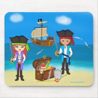 Pirates of the Hinterland Mouspad Mouse Mat
