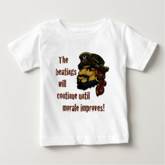 Pirates RULE! Baby T-Shirt