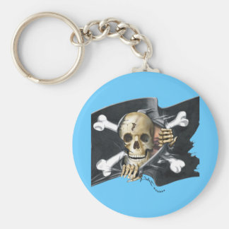 Pirates/Skulls Collection by FishTs.com Keychains