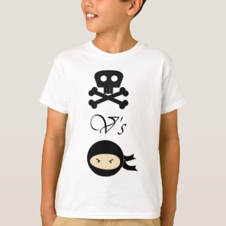 Pirates-Vs-Ninjas T-Shirt