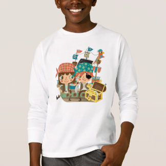 Pirates With Treasure T-Shirt