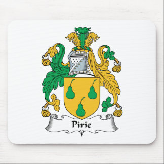 Pirie Family Crest Mouse Mat