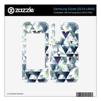 pirit - Samsung Glyde (SCH-U940) Skin Skins For Samsung Glyde