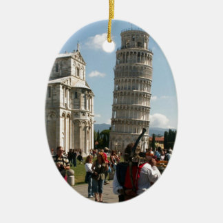 Pisa-italy--Angie.JPG Christmas Ornament