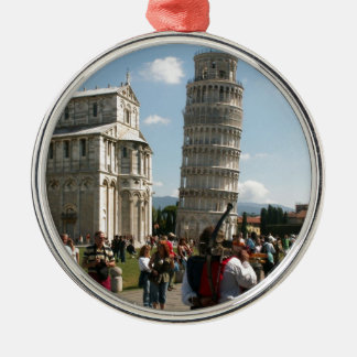 Pisa-italy--Angie.JPG Silver-Colored Round Decoration