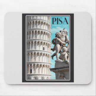 Pisa - the Leaning Tower Mouse Pad