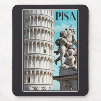 Pisa - The Leaning Tower Mouse Pads