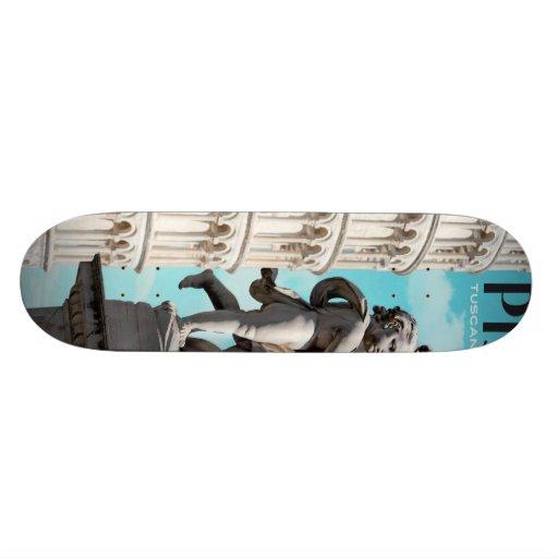 Pisa - the Leaning Tower Skateboard