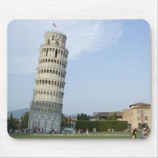 Pisa tower mousepad