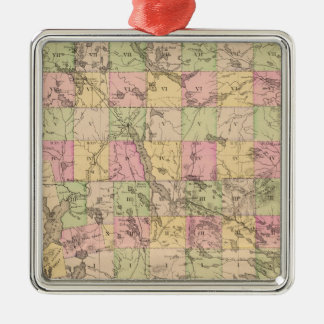 Piscataquis County, Maine Christmas Ornament