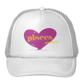 Pisces 2 mesh hat