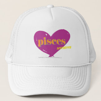 Pisces 2 trucker hat
