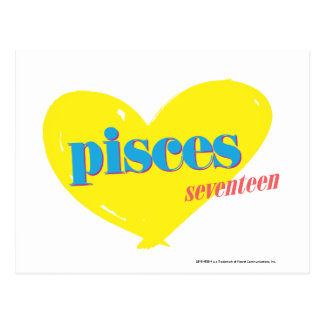 Pisces 3 post card