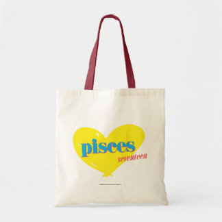 Pisces 3 tote bag
