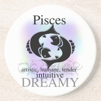 Pisces About You Coaster