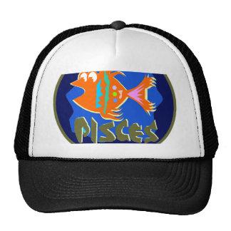 Pisces Badge Cap
