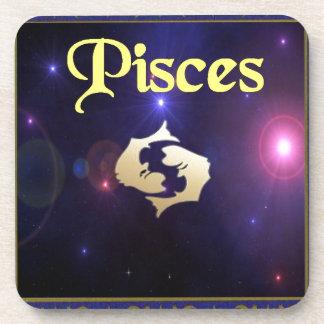 Pisces Beverage Coasters