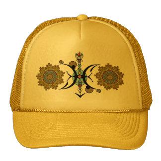 PISCES CAP TRUCKER HAT