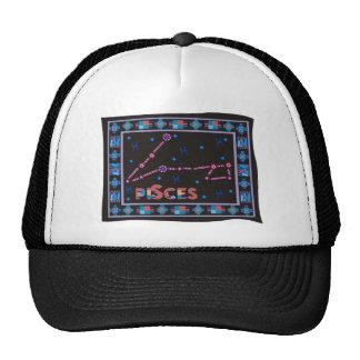 Pisces Constellation Trucker Hats