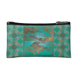 Pisces Cosmetic Bags