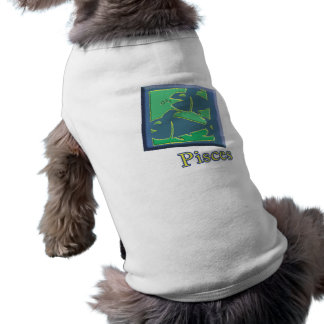 Pisces Dog Shirt