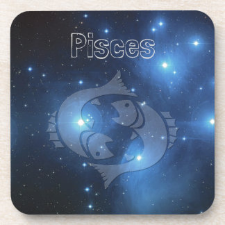Pisces Drink Coaster