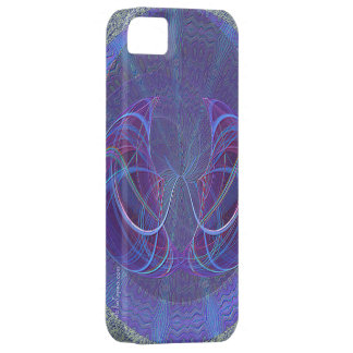 Pisces Fish Abstract Art iPhone 5 Case