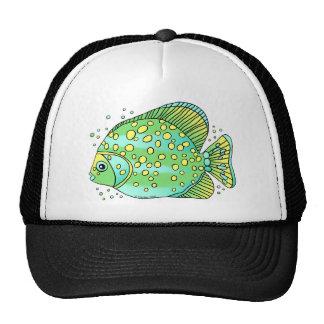 Pisces Fish Cap