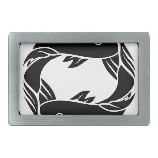 Pisces Fish Zodiac Horoscope Sign Belt Buckle