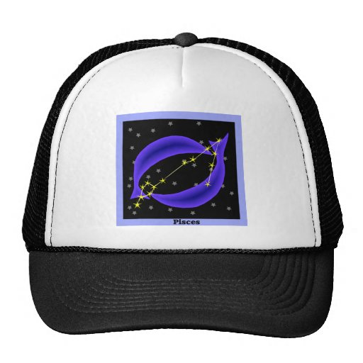 Pisces Hat