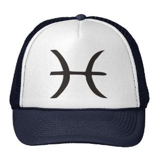 Pisces Mesh Hats