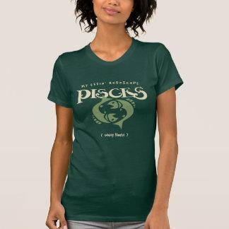 Pisces Horoscope T-Shirt