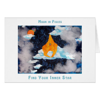 Pisces Moon Card