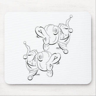 Pisces Mouse Pads