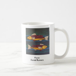 Pisces Coffee Mugs
