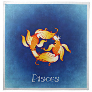 Pisces Napkin