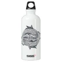 Pisces No. 2 SIGG Traveller 0.6L Water Bottle