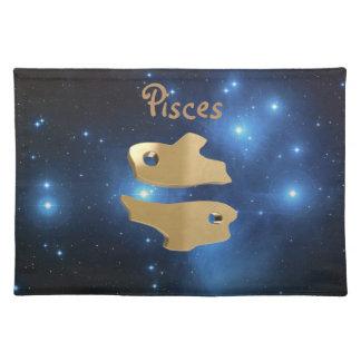 Pisces pesci placemat