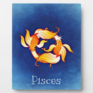 Pisces Plaque