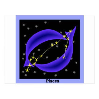 Pisces Post Cards