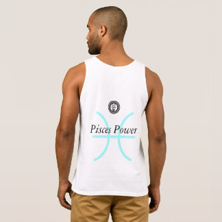 Pisces Power Men's Ultra Cotton Tank Top