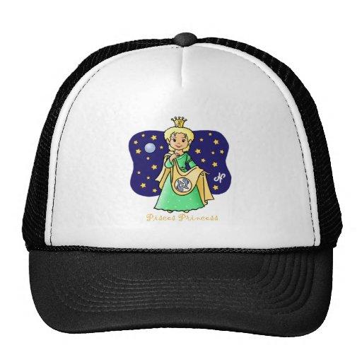 Pisces Princess Hats