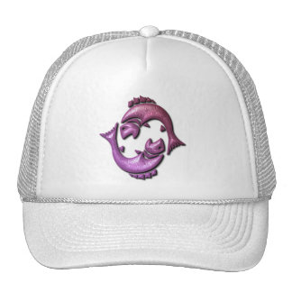 Pisces Profile Baseball Hat