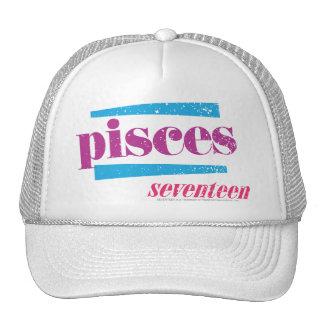 Pisces Purple Cap
